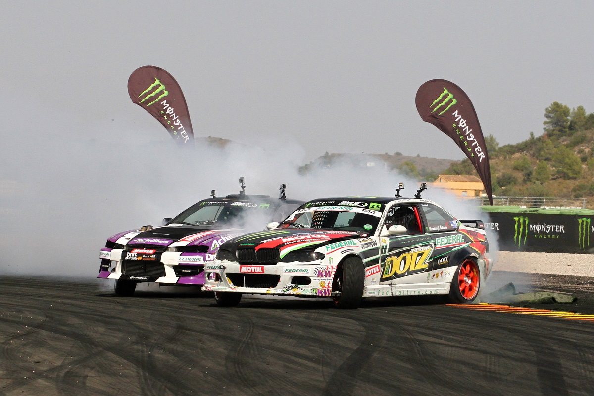 King of Europe Series: Europe has a new Drift-King!